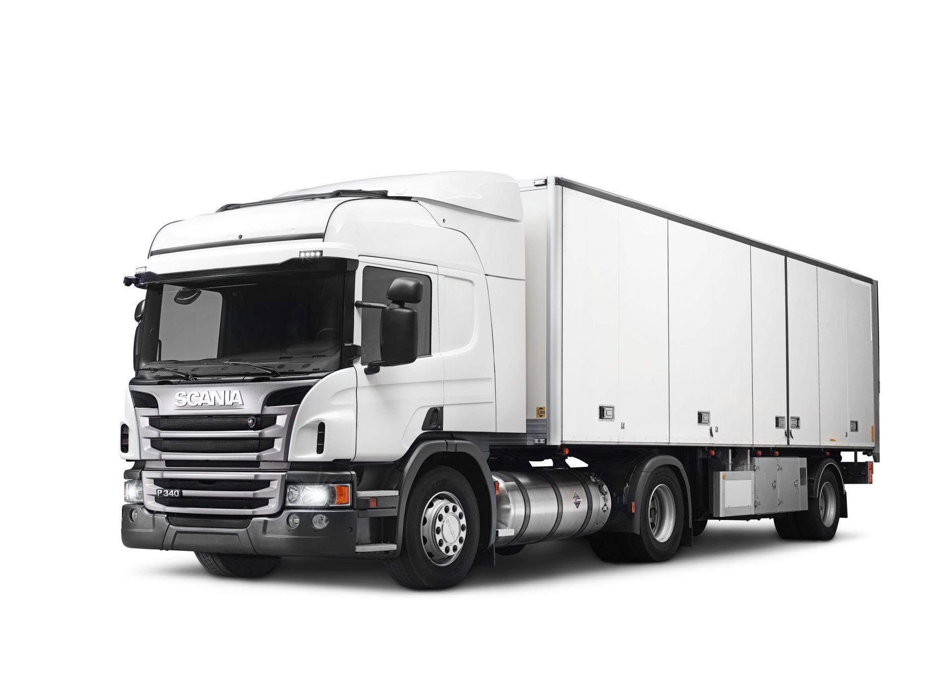 картинки грузовых авто в профиль чистом